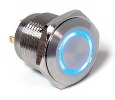 Anti-Vandal Switch offers dot and ring illumination options.