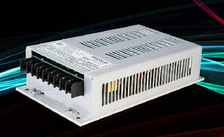 DC-DC Converters suit solar power applications.