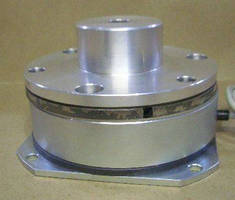 Permanent Magnet Brake operates in temperatures to 140C.