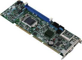 PICMG 1.0 SBC handles complex industrial application demands.