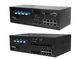 Bypass Ethernet Switches support 3 redundant technologies.