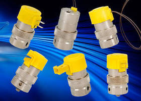 Electronic Valves provide air flow of 1.4 scfm at 100 psig.