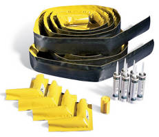 Crush-Resistant Barrier Kit offers leak and spill containment.
