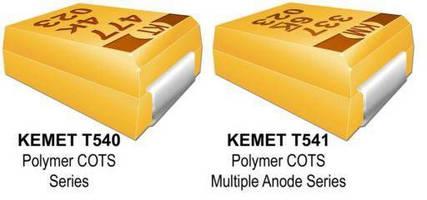 Polymer Tantalum Capacitors work on higher line voltages.