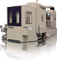Horizontal Machining Center boosts metalworking productivity.