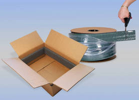 Self-Adhesive PE Foam Strips protect products during transport.