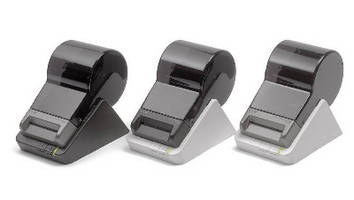 Label Printers integrate with Microsoft Office®.