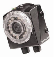 IR Vision Sensor is immune to effects of ambient light.