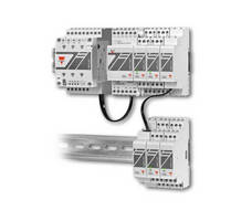 Motor protection relay monitors 3 phase ac induction motors for 3 phase motor protection