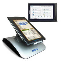 Payment Processing Tablet is built for mobility, versatility.