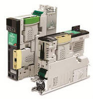 Indexing Servo Motor Drive works with Rockwell Automation® PLCs.