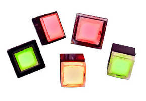 Illuminated Pushbutton Switches offer RGB LED color options.