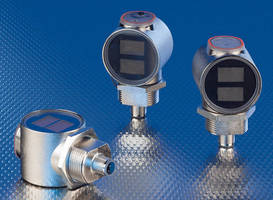 Photoelectric Sensors offer range of models and 3-step setup.