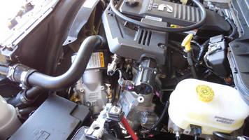Air Compressor Kit Mounts On Ram Truck Cummins Engines