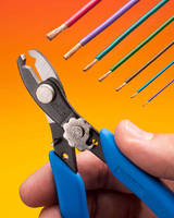 Wire Stripper and Cutter handles 12-26 AWG stranded wire.