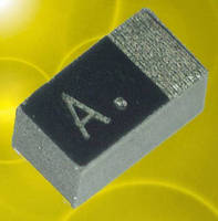 Tantalum Polymer Capacitors have miniature, Frameless� design.