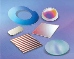 Thin Film Coatings span variety of wavelengths.