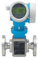 Electromagnetic Flowmeter has intrinsically-safe design.