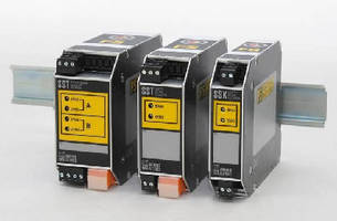 Safety Isolators and Splitters support digital HART signals.