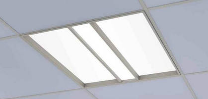 LED Interior Luminaires offer wide range of design options.