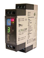 Vehicle Loop Detector supports standard DIN rail mounting.