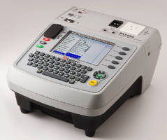 Portable Appliance Tester ensures safe operation of equipment.