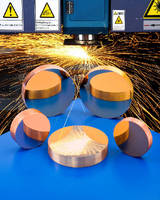 Copper Mirrors suit Mitsubishi high-power lasers.