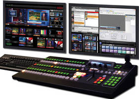 Broadcast Software connects with cloud-based content.