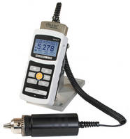 Digital Force/Torque Indicator offers sophisticated functions.