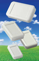 Hand Held Enclosures can be molded in biodegradable plastic.