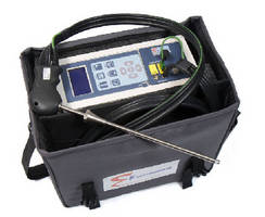 Combustion Analyzer operates with up to 9 gas sensors.