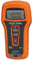 Auto Ranging Multimeter features waterproof case.