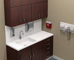 Multipurpose Undermount Basins are durable and ADA-compliant.