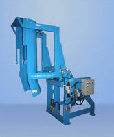 Drum Discharging System provides 180� rotation.