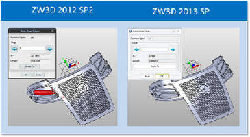 3D CAD Software optimizes data exchange.