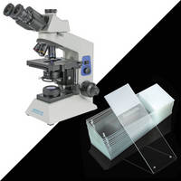 Microscopes and Slides come in multiple variants.