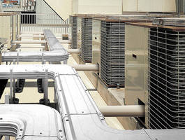 Ducting Systems protect linesets used on HVACR equipment.