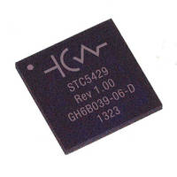 Synchronization Chip complies with ITU-T G.813 options 1, 2.