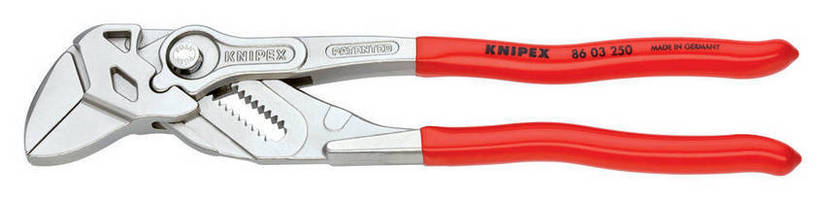 Multipurpose Tool covers pliers and wrench functionality.