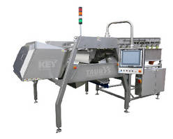 Laser Sorter features 100% digital design.