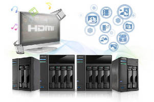NAS Systems feature Intel® Atom(TM) 1.2 GHz dual core processors.