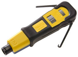 Professional Punchdown Tool has rugged design, ergonomic grip.