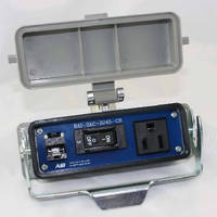 Panel Interface Connector features IP65 rating.