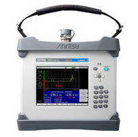 PIM Test Analyzer offers 3 frequency options.
