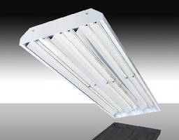 LED High Bay Fixtures feature A-B bi-level capabilities.