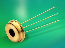 Radiation-Hard Photodiode is suited for electron detection.
