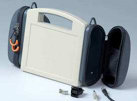 Carrying Accessories are available for portable enclosures.