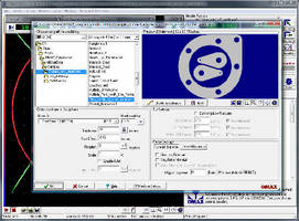 Waterjet Control Software helps create precision parts.