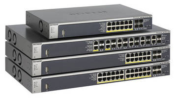 Fully Managed Ethernet Switches combine resiliency and security.