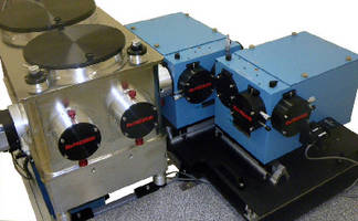 Triple Spectrometer operates in 185-2200 nm region.